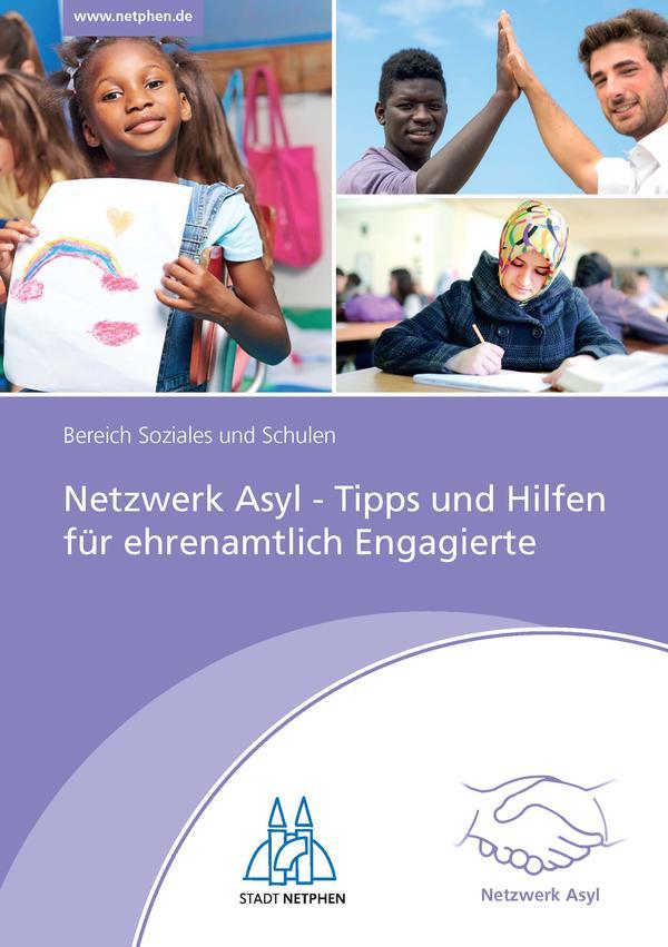 Netzwerk Asyl - Tipps und Hilfen für ehrenamtlich Engagierte