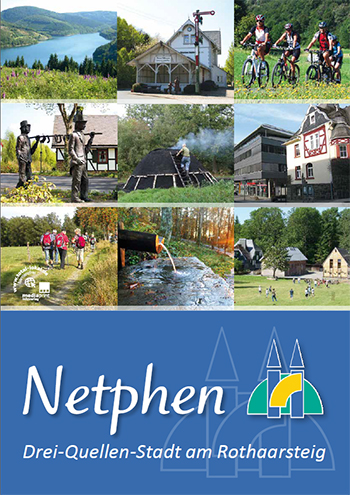 Neubürgerbroschüre Netphen 2015