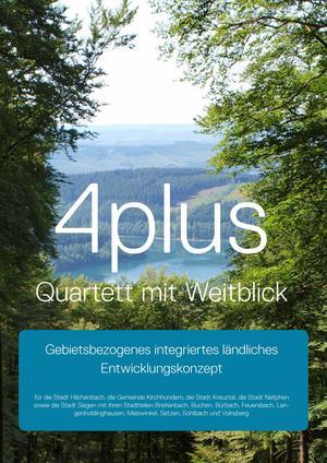 LEADER-Bewerbung: 4plus - Quartett mit Weitblick
