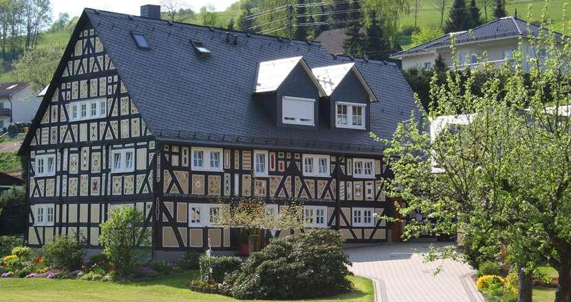 Fachwerkhaus Nenkersdorf