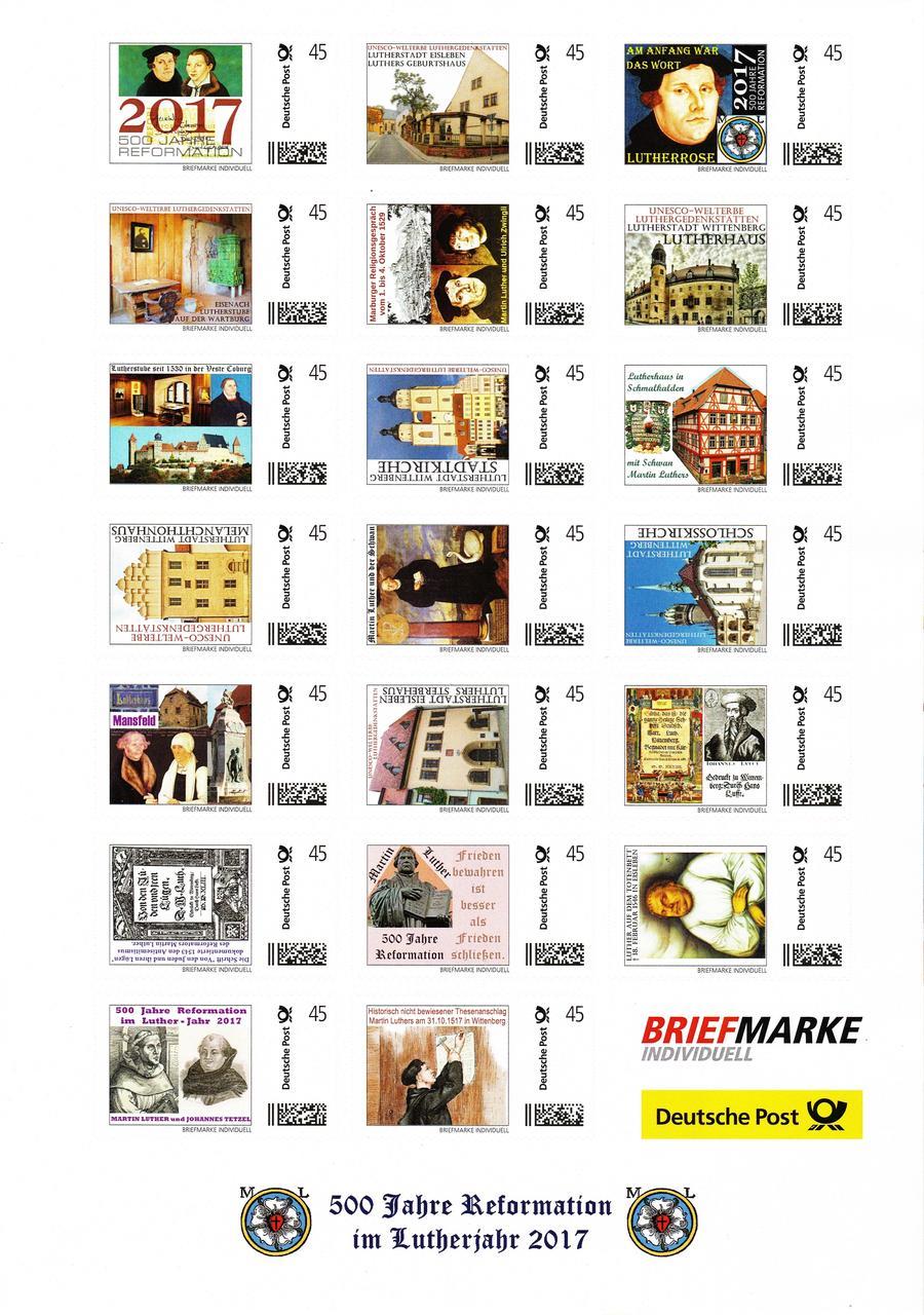 pressemitteilung zum neuen 20er bogen mit briefmarken. Black Bedroom Furniture Sets. Home Design Ideas
